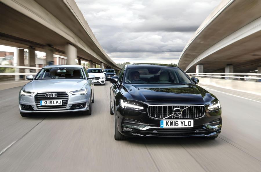 Comparison Between Audi Bmw And Mercedes Benz
