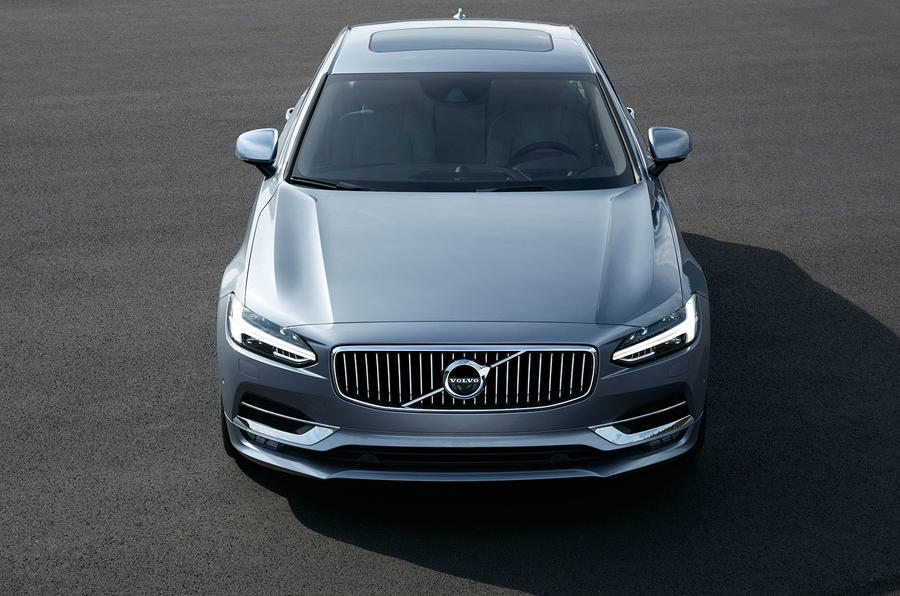Volvo S90 front static