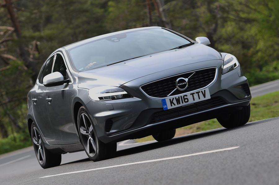 2016 Volvo V40 T3 R-Design review review | Autocar