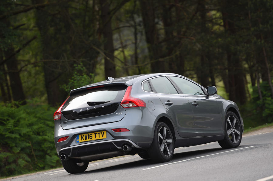 2016 Volvo V40 T3 R-Design review review | Autocar