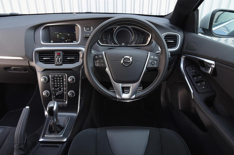 2016 Volvo V40 T3 R Design Review Review Autocar