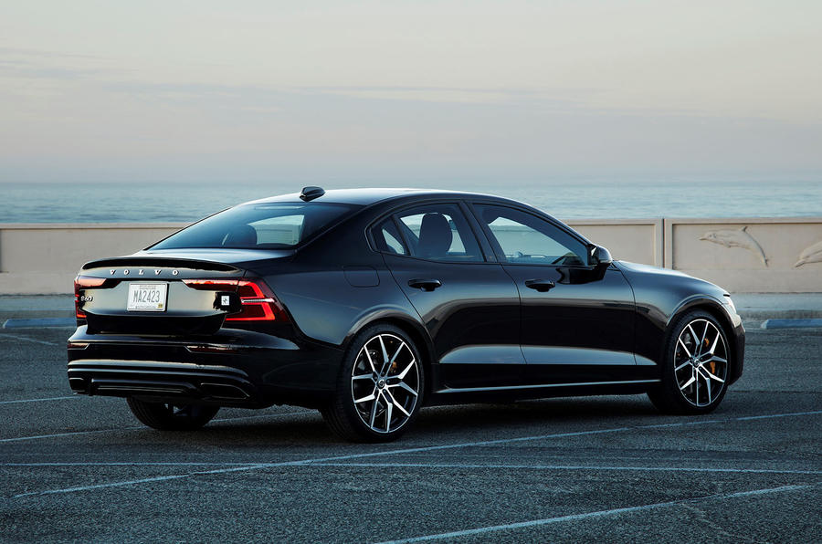 volvo s60 twin engine t8 polestar engineered 2018 review. Black Bedroom Furniture Sets. Home Design Ideas