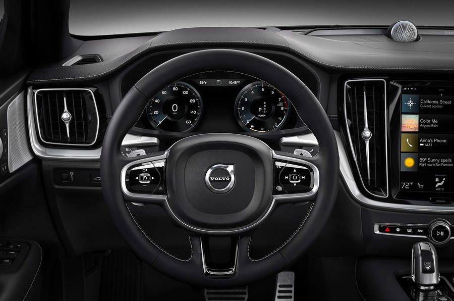volvo s60 twin engine t8 polestar engineered 2018 review autocar. Black Bedroom Furniture Sets. Home Design Ideas