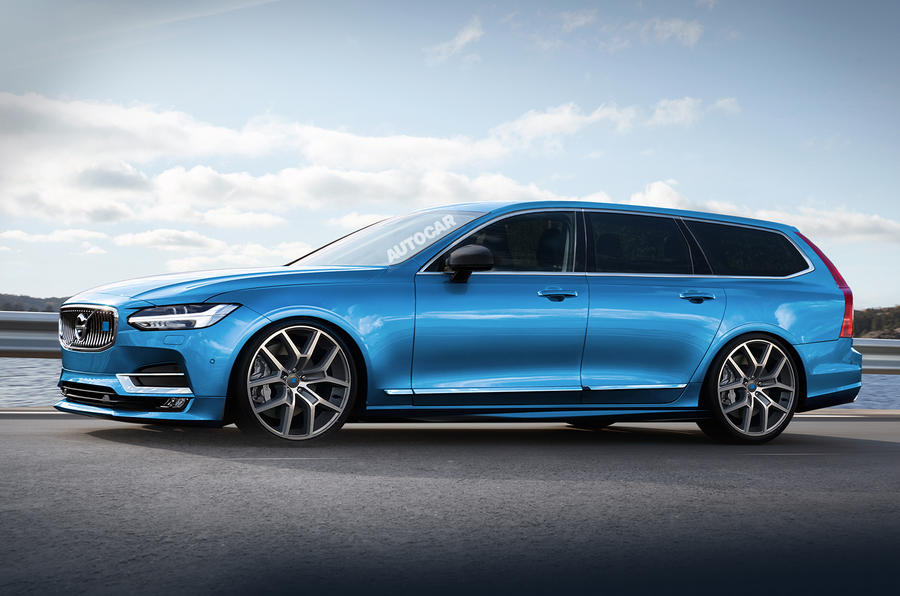 Volvo S90 Polestar and V90 Polestar to get hybrid power | Autocar