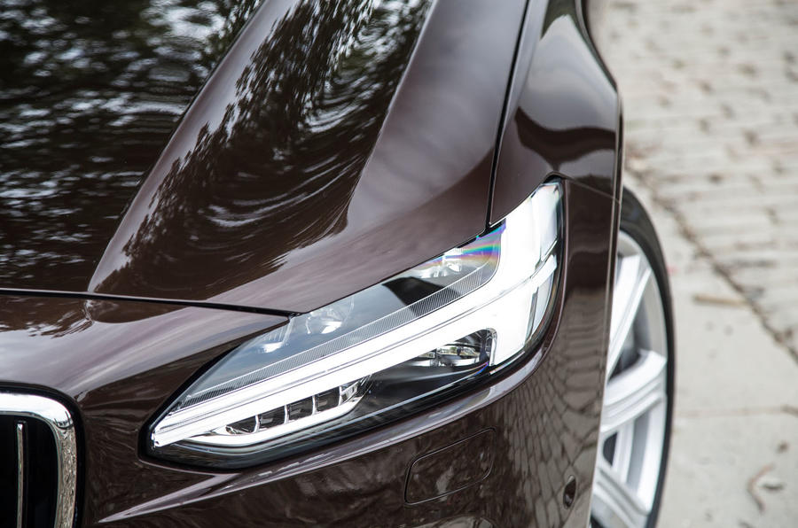 Volvo V90 long-term review: four months with the quintessential