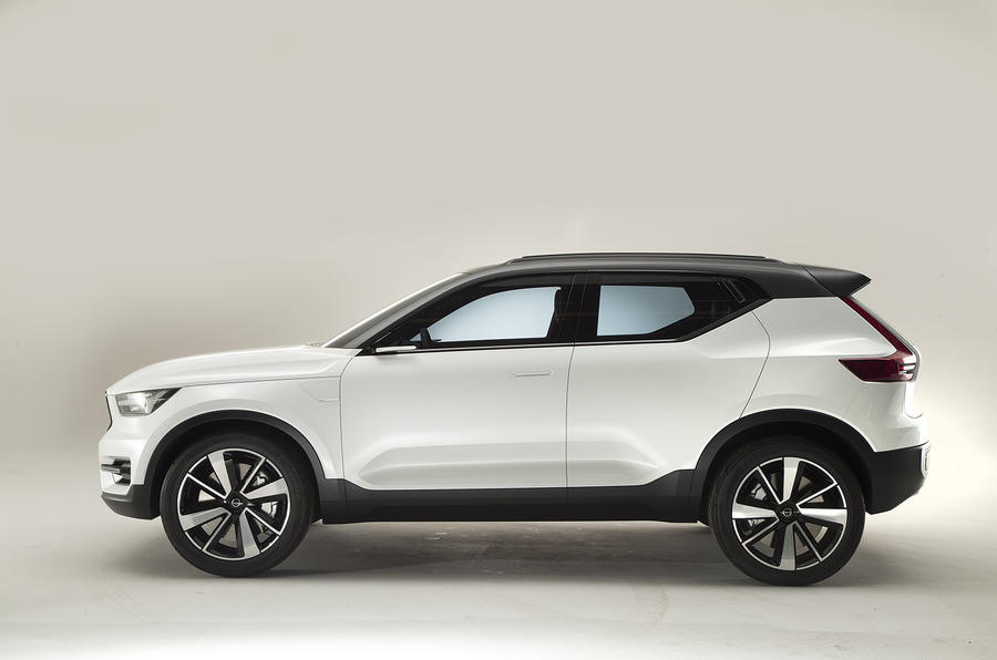 Volvo XC40 examined in detail ahead of Geneva debut | Autocar