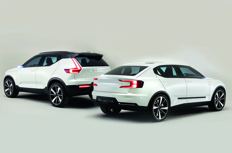 2018 Volvo S40 >> Volvo XC40 examined in detail ahead of Geneva debut | Autocar