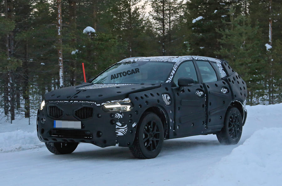 2017 Volvo XC60 to gain XC90-inspired features