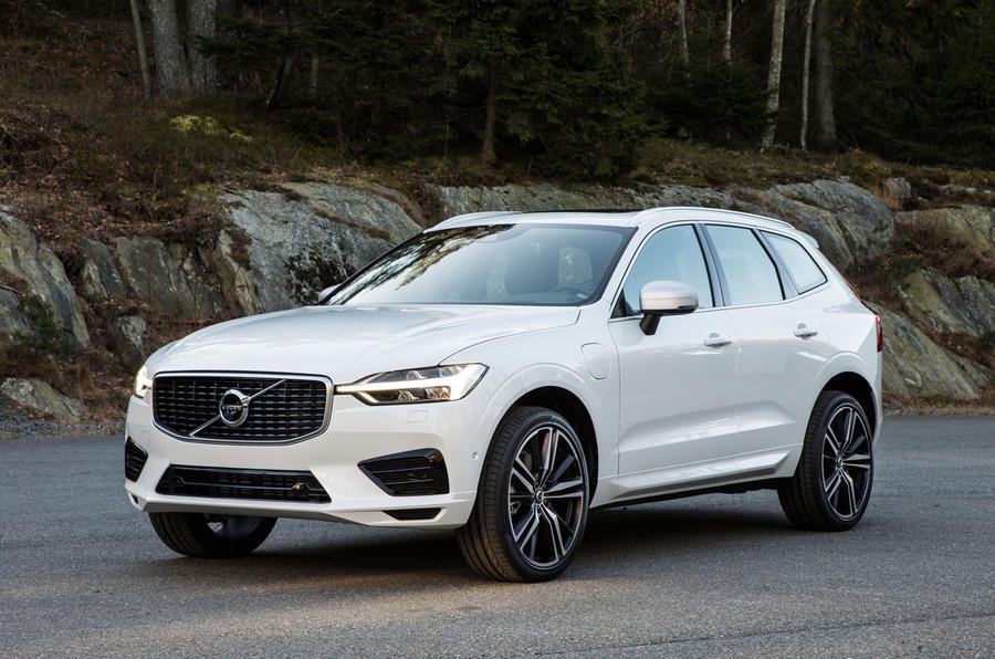 2017 volvo xc60 set to take on jaguar f pace autocar. Black Bedroom Furniture Sets. Home Design Ideas