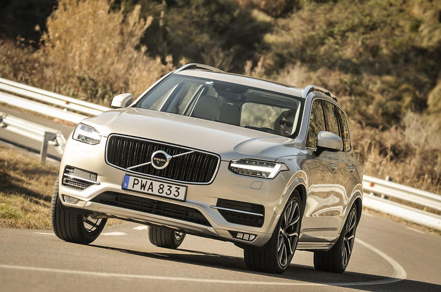 2015 Volvo XC90 T8 Twin Engine review review | Autocar