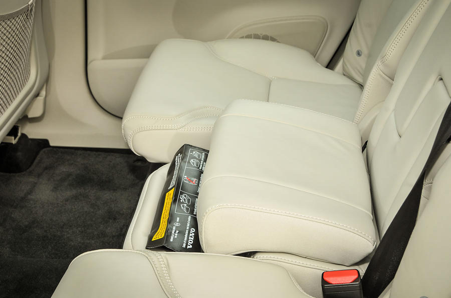 Volvo XC90 booster seat