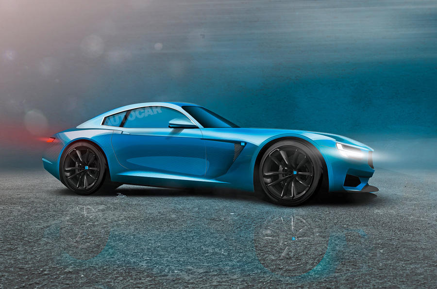 Good That Coupe Concept Was Beautiful But Not Very Sporty. The Autocar Pics That  Came Out Look A Lot More Like A Performance Coupe.