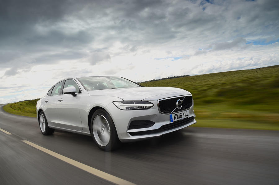 Volvo S90 Production Moves To China Autocar