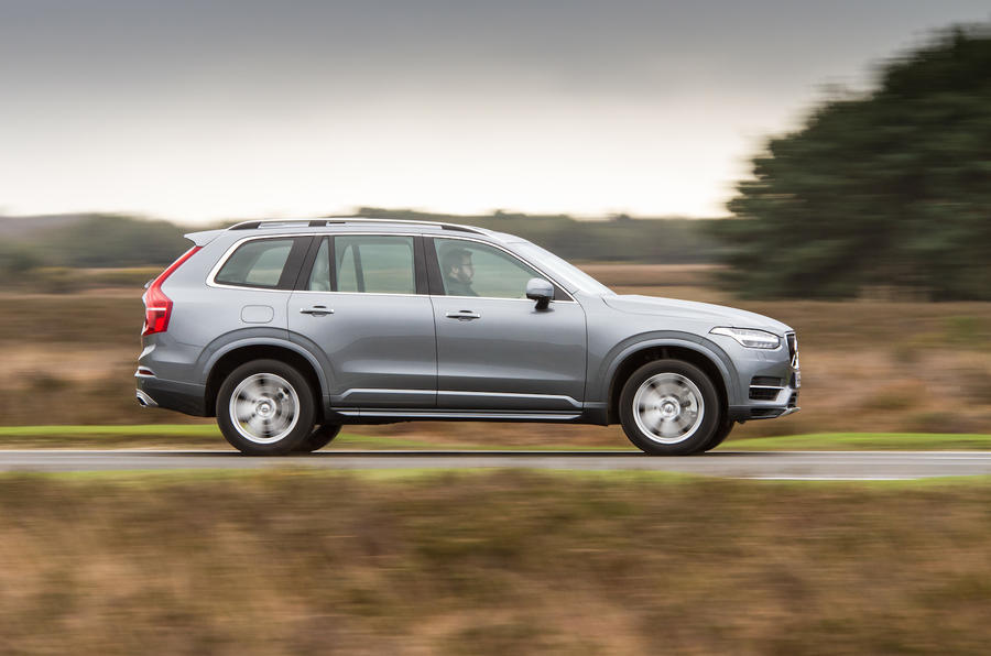 2016 Volvo XC90 T8 Momentum Review Review