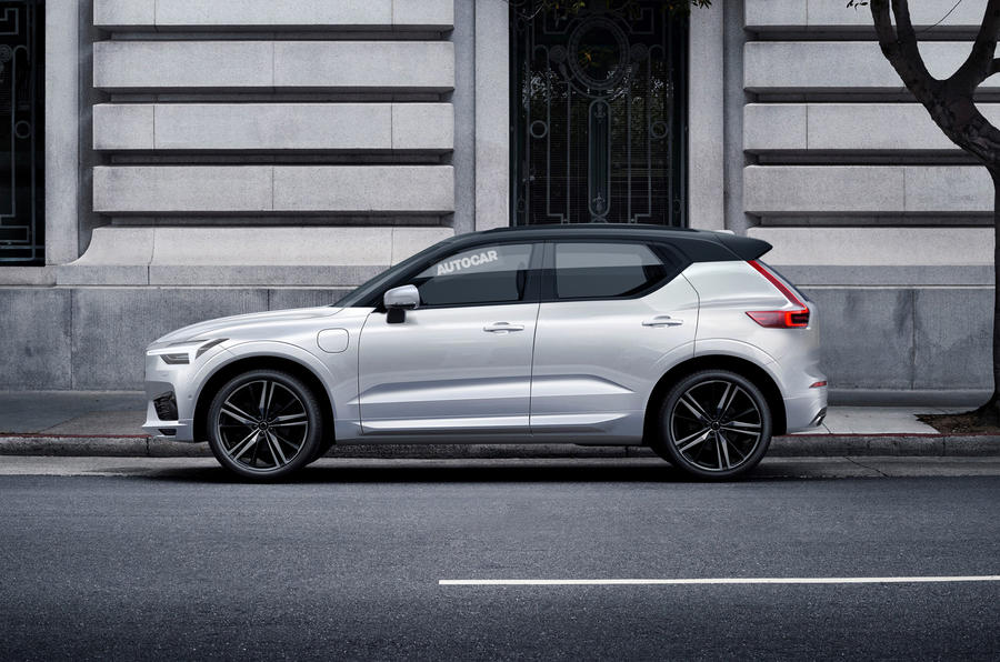Volvo already has the platform for a small premium SUV and is close to ...