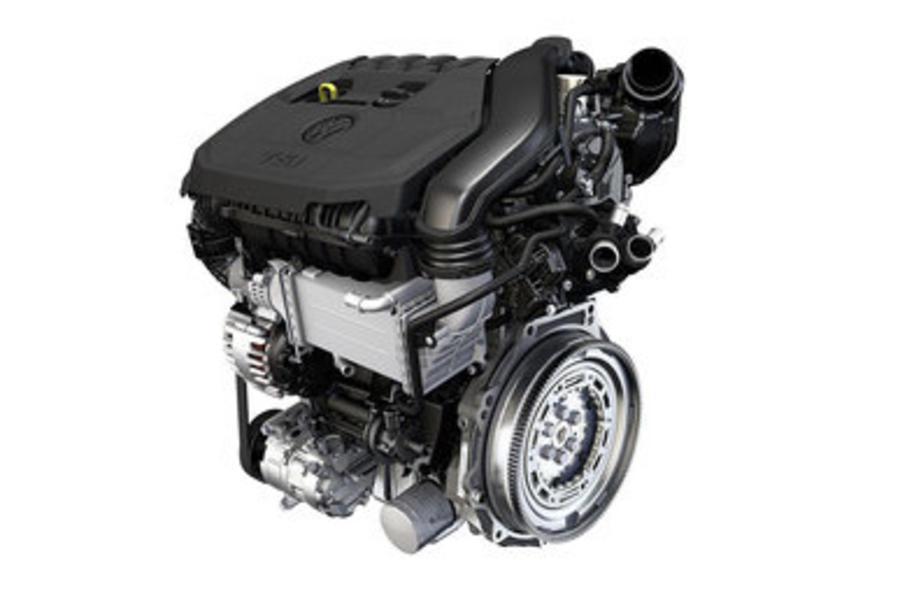 Volkswagen petrol engine