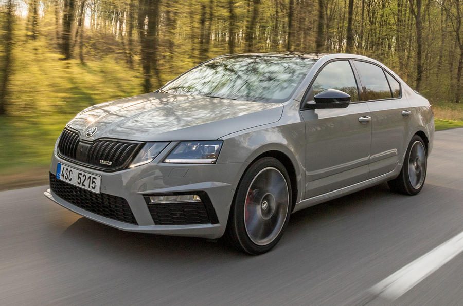 skoda octavia vrs 2 0 tdi dsg 4x4 2017 review autocar. Black Bedroom Furniture Sets. Home Design Ideas