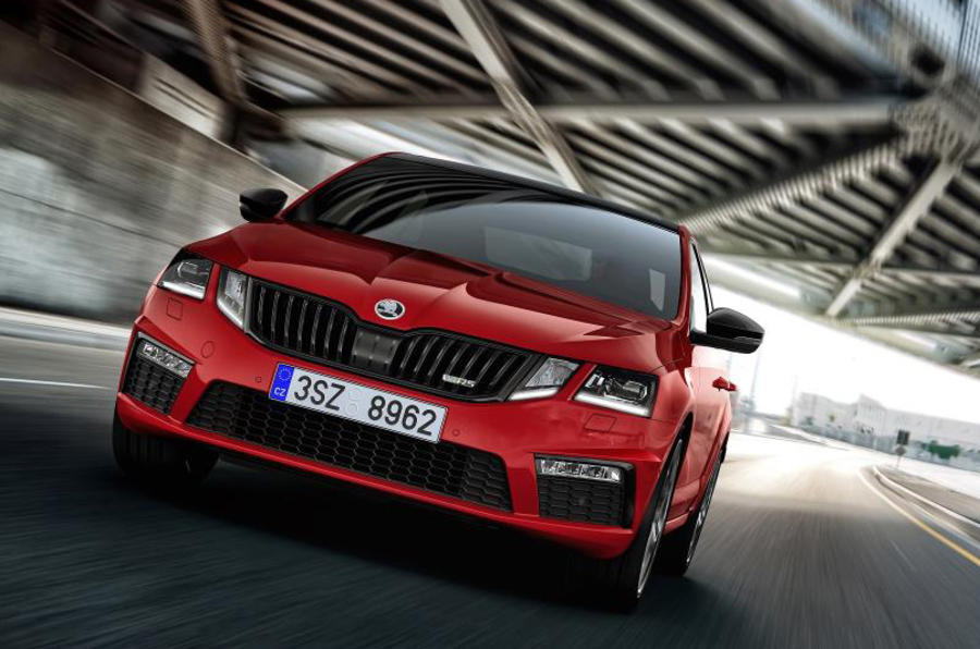 Most powerful Skoda Octavia vRS 245 headed to Geneva