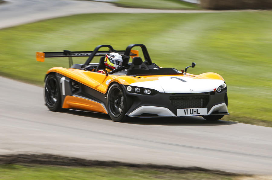Vuhl 05RR 2016 Goodwood Festival of Speed