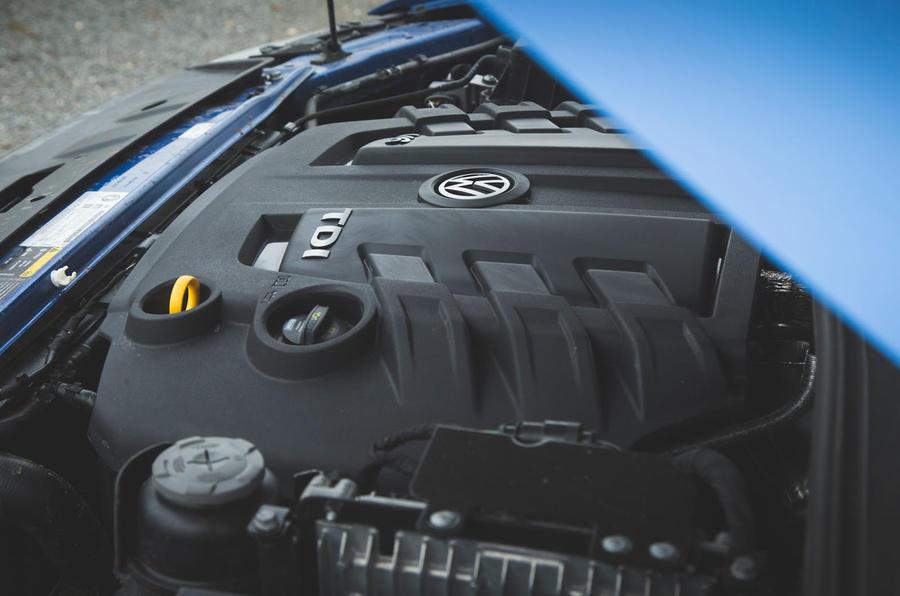 Volkswagen Amarok Aventura 2019 first drive review - engine