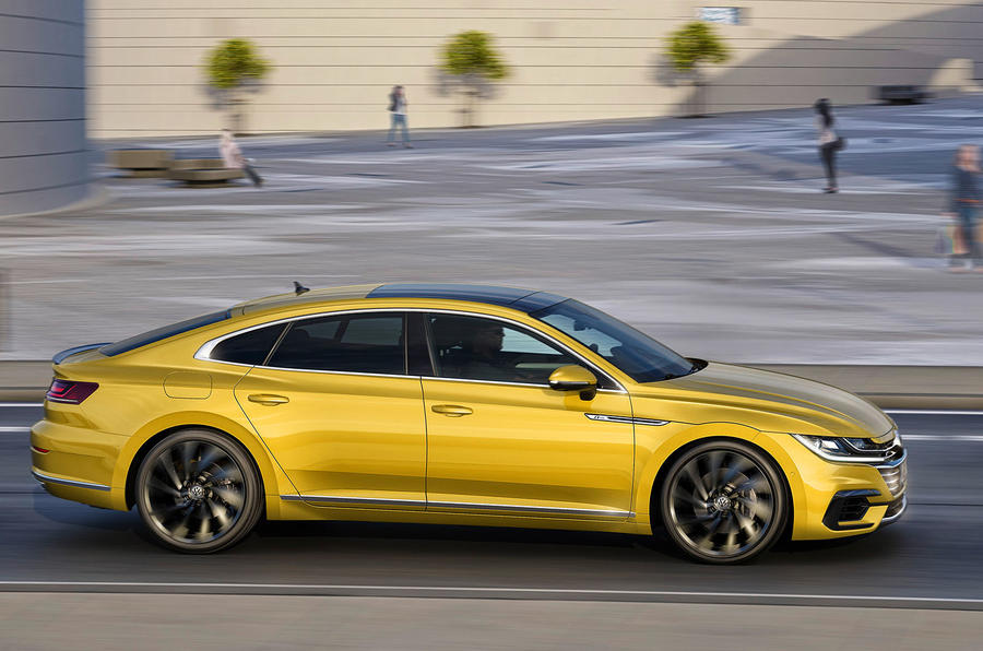 2017 Volkswagen Arteon on sale now from £34,305 | Autocar