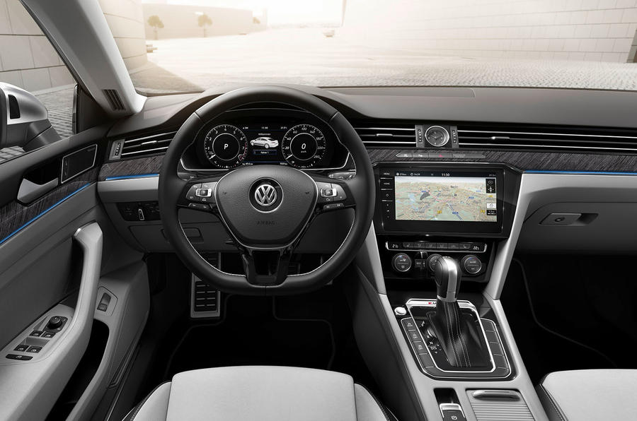 2017 volkswagen arteon on sale now from 34 305 autocar. Black Bedroom Furniture Sets. Home Design Ideas