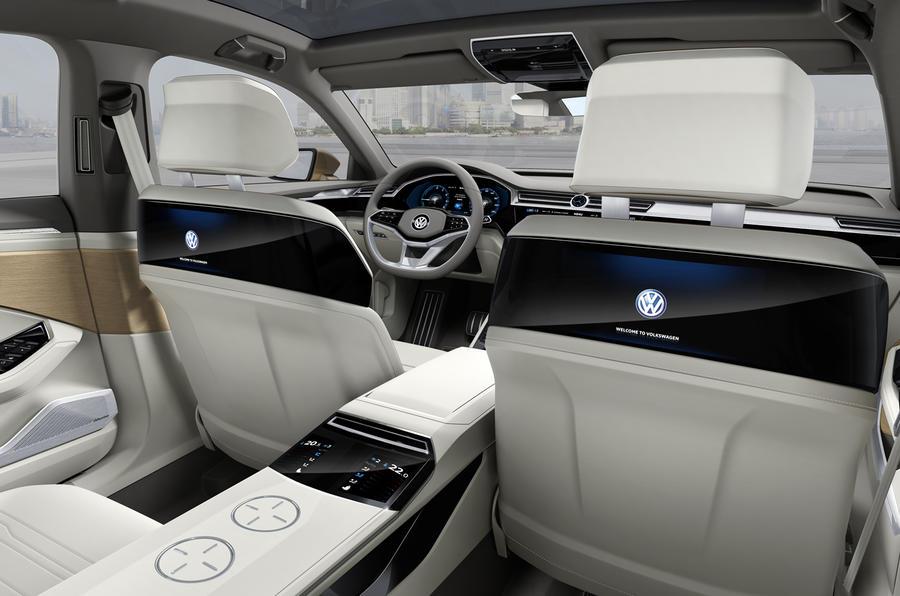 VW Vision C GTE