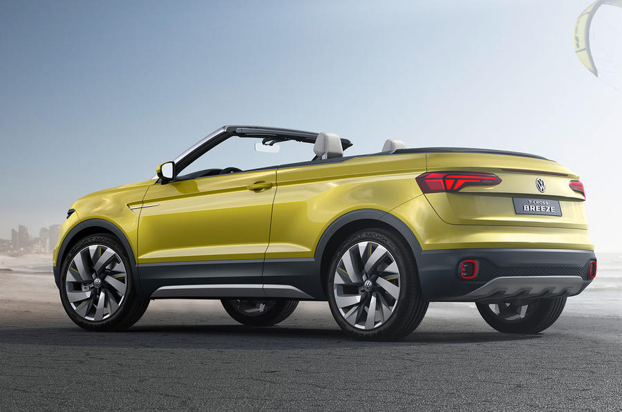 volkswagen plots renault captur rival for 2018 launch autocar. Black Bedroom Furniture Sets. Home Design Ideas