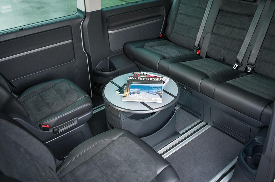 2016 Camper Van >> 2016 Volkswagen Caravelle Gen 6 review review | Autocar