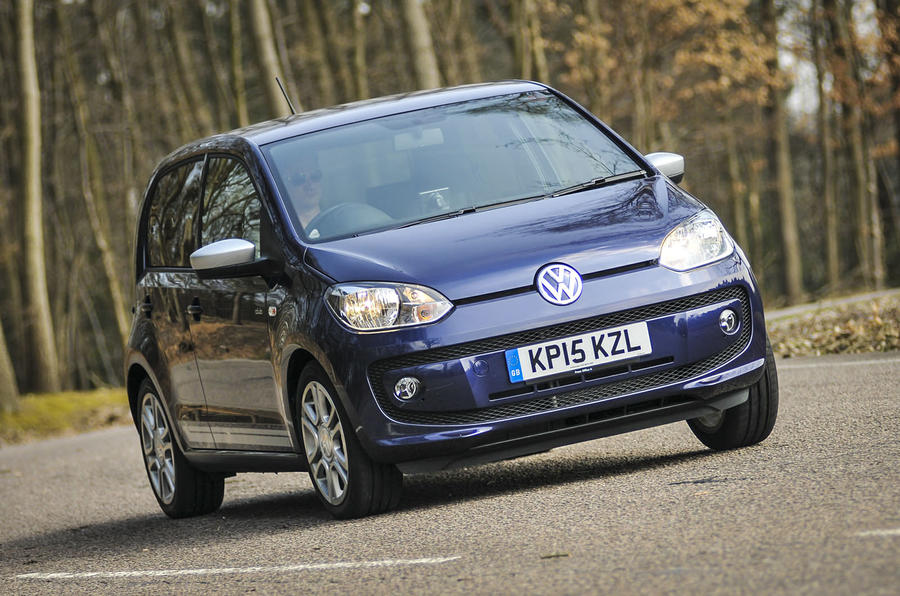2015 Volkswagen Club Up 1 0 75 5dr Review Review Autocar