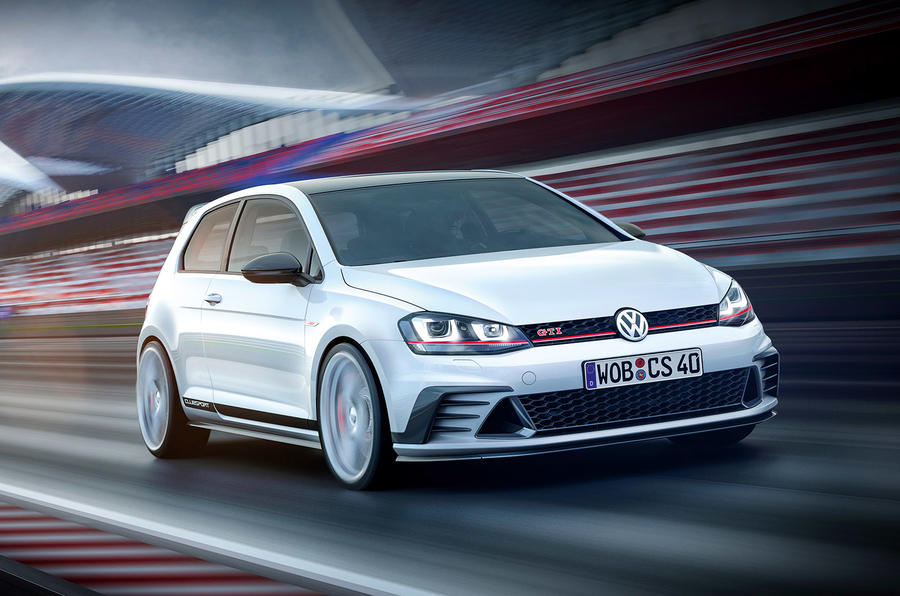 radical volkswagen golf gti clubsport arriving in 2016 autocar. Black Bedroom Furniture Sets. Home Design Ideas
