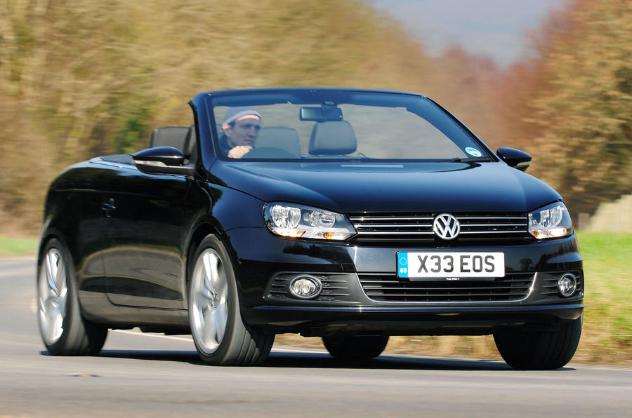 Volkswagen Eos axed from the UK | Autocar