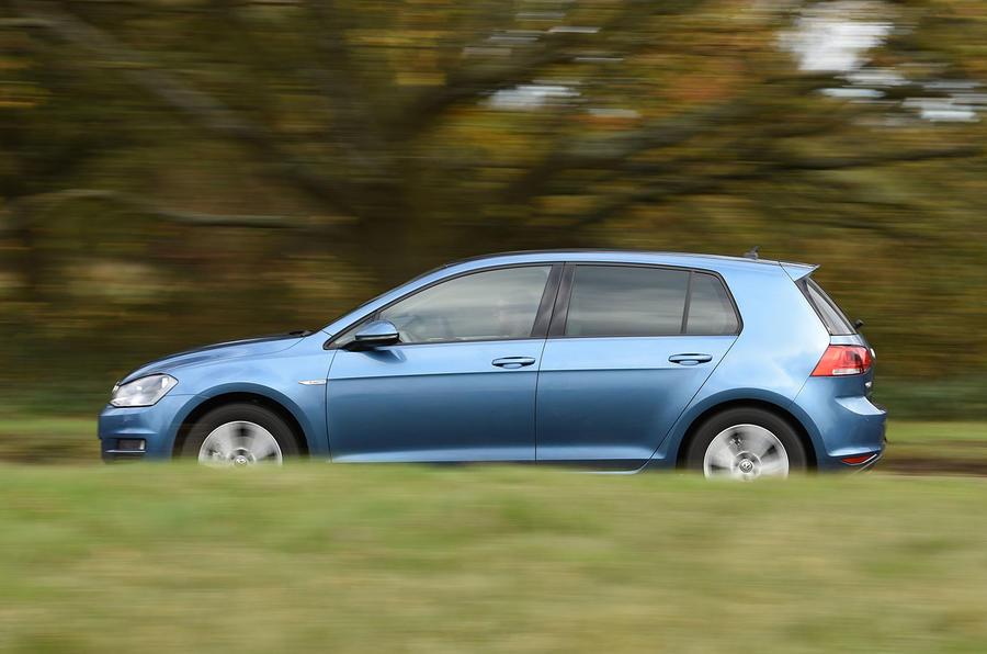 £20,495 Volkswagen Golf Bluemotion