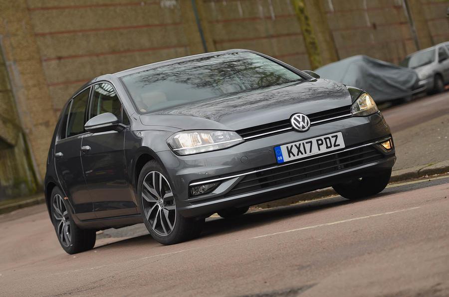 Volkswagen Golf 1.0 TSI 110 SE Navigation