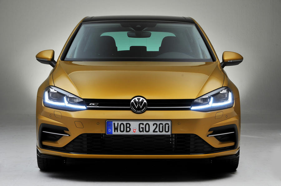 Volkswagen golf prices