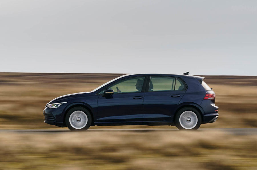 2020 Volkswagen Golf TSI 130 Life - side