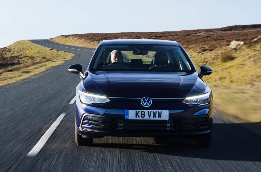 2020 Volkswagen Golf TSI 130 Life - front
