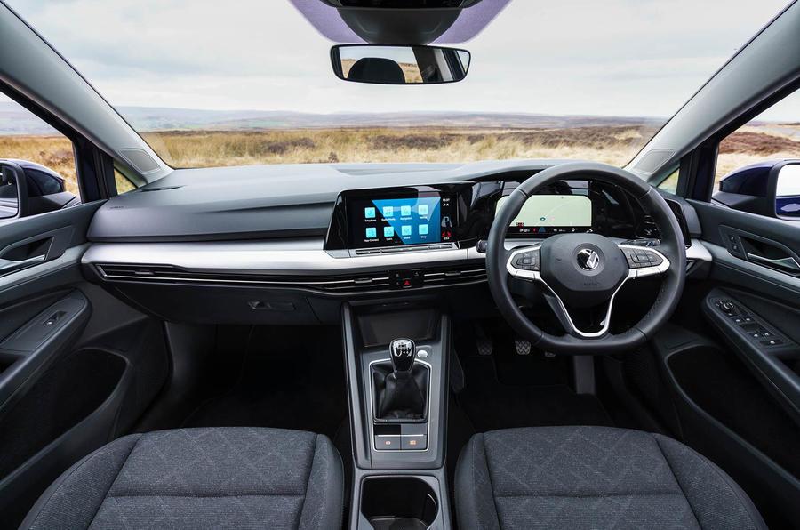 2020 Volkswagen Golf TSI 130 Life - interior