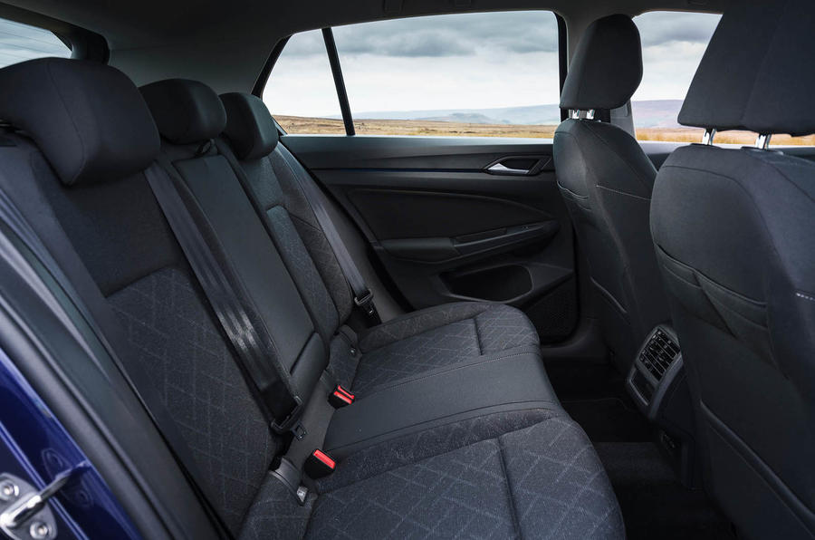2020 Volkswagen Golf TSI 130 Life - rear seat