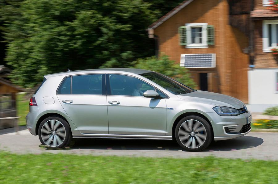 £28,000 Volkswagen Golf GTE