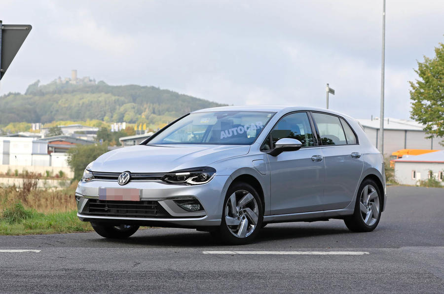 New Volkswagen Golf: GTE will have 201bhp and 241bhp variants