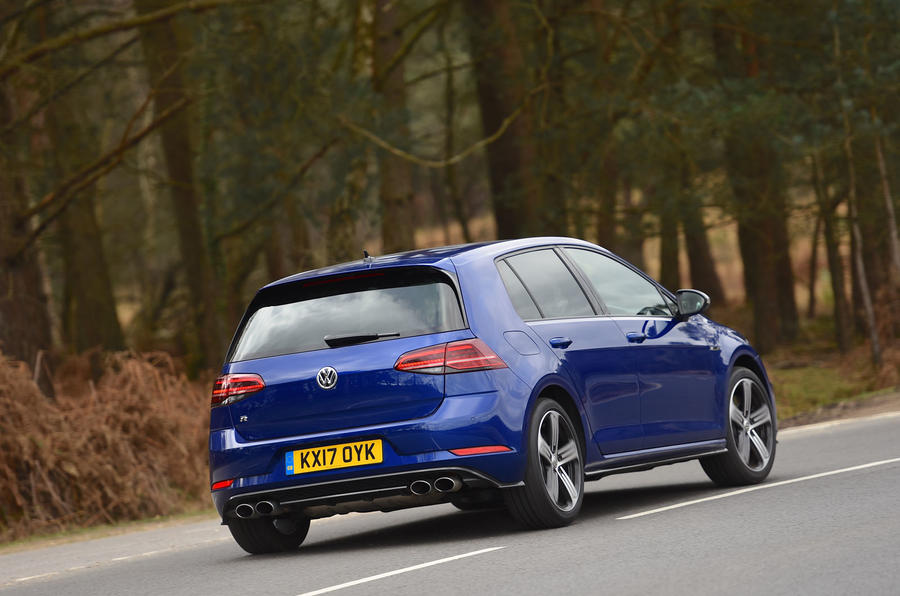 New Volkswagen Golf R 2017 review | Autocar
