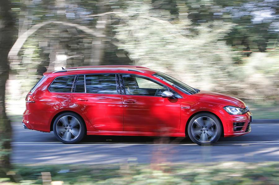 £33,585 Volkswagen Golf R Estate