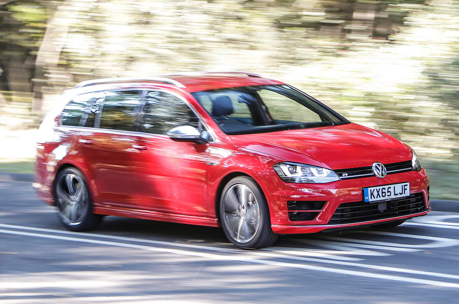 296bhp Volkswagen Golf R Estate