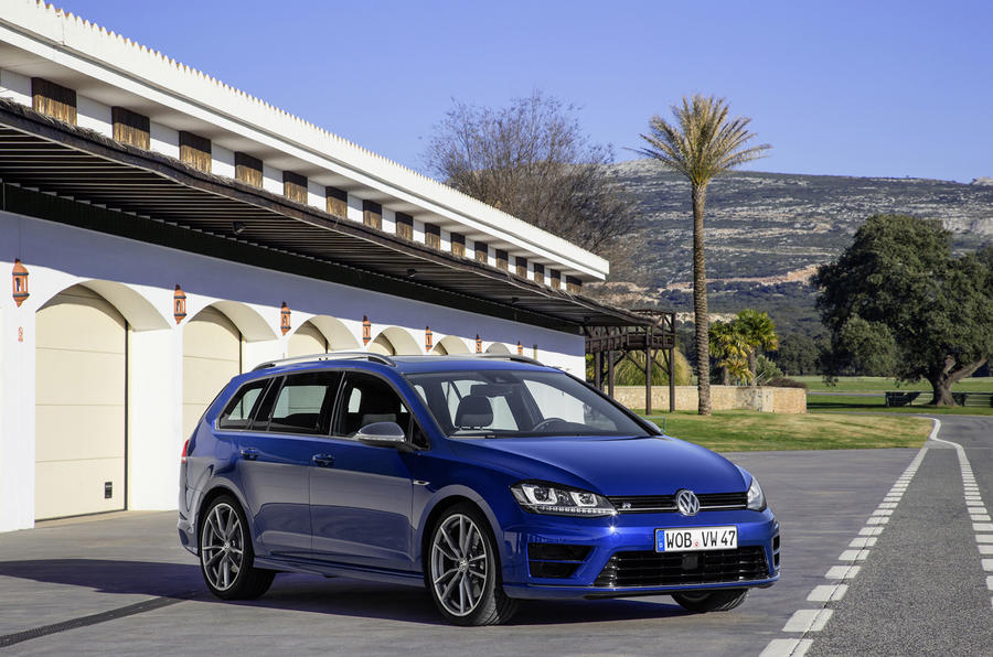 2015 volkswagen golf r estate review autocar