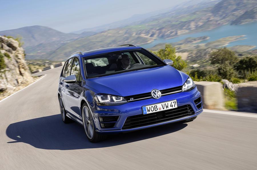 2015 volkswagen golf r estate review review autocar. Black Bedroom Furniture Sets. Home Design Ideas