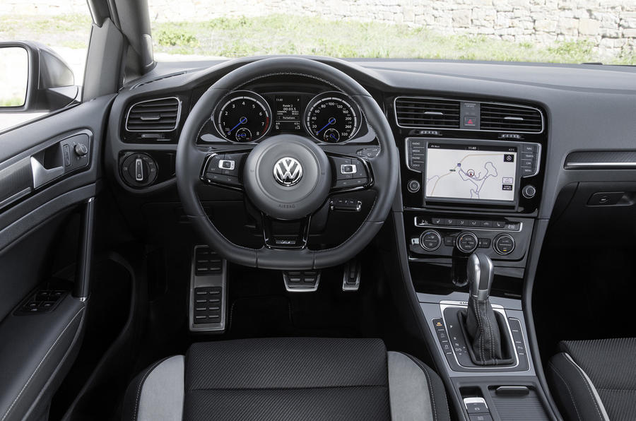 2015 Volkswagen Golf R Estate Review Review Autocar