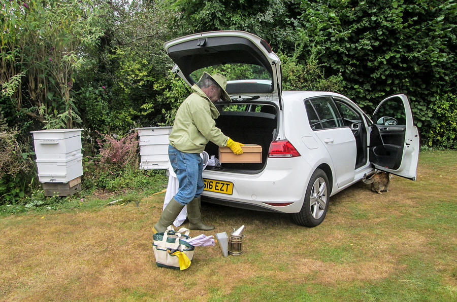 Volkswagen Golf 1.0 TSI long-term test review: practicality test