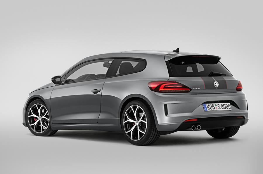 2015 Volkswagen Scirocco GTS revealed at Shanghai  Autocar