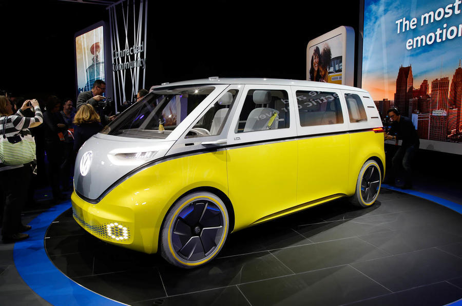 Volkswagen: Electric cars will soon become a mainstream choice